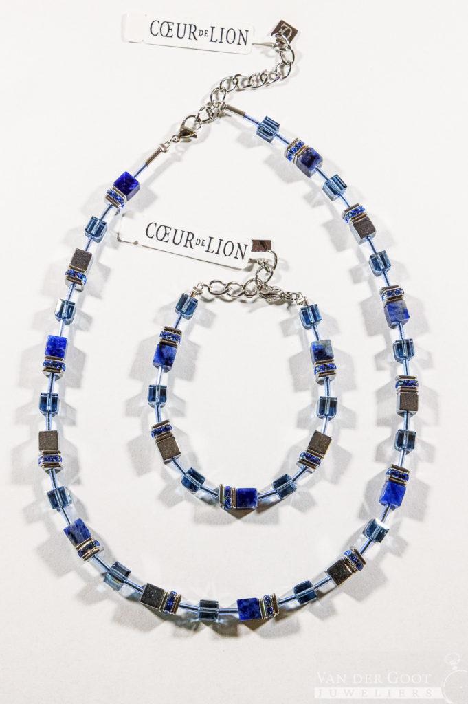 Coeur de Lion set, 4017/30-0700  Collier - €159,-  Armband - €79,-