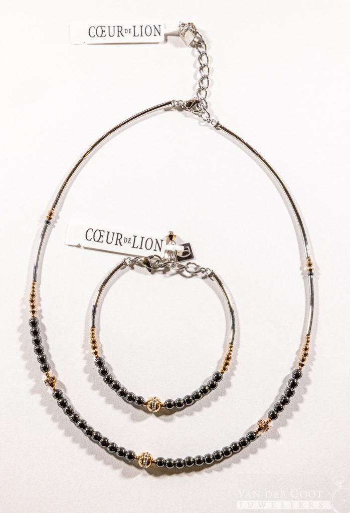 Coeur de Lion set, 5030/30-1223  Collier - €109,-  Armband - €59,-