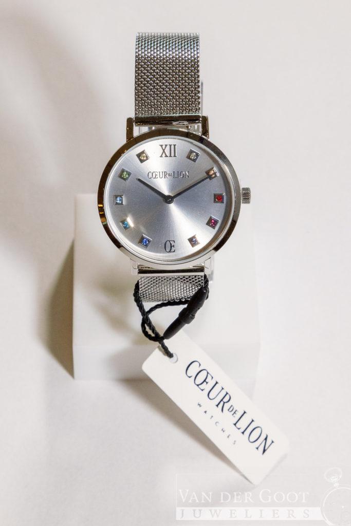 Coeur de Lion horloge staal multicolor 7610-70-1717  €169,-