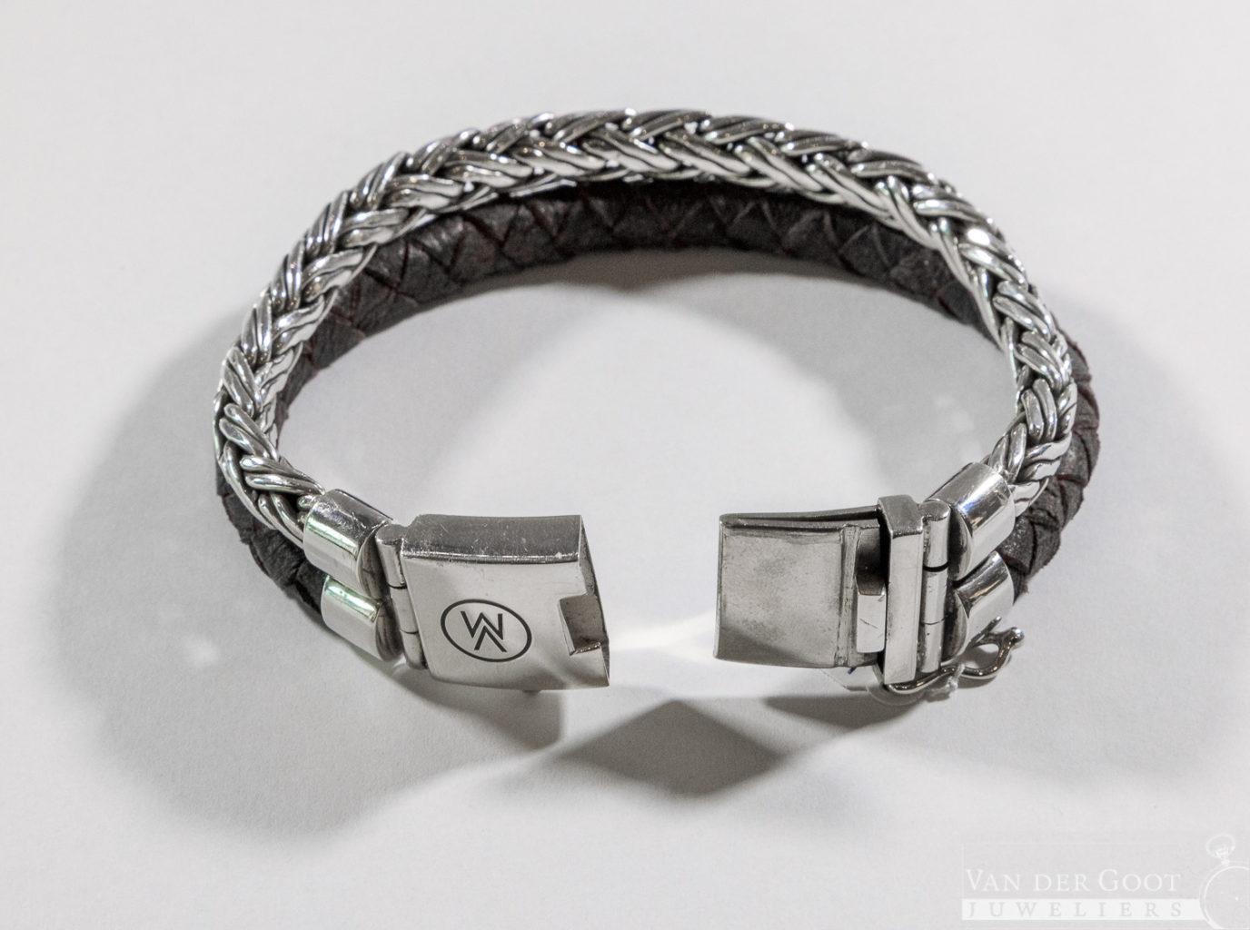 Van Mispelaar Armband 205003 - Duo S  21 cm  €379,-