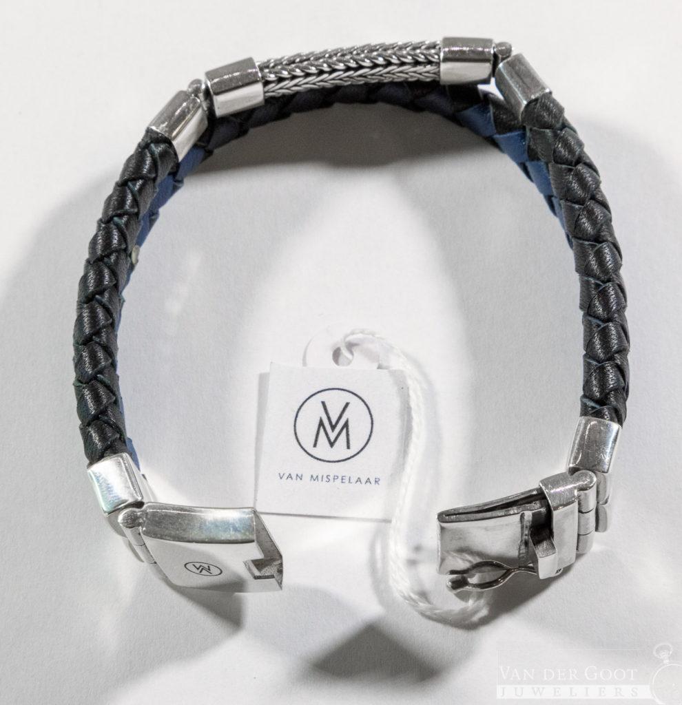 Van Mispelaar Armband 205026 - Mansur 2 Maat M  €189,95