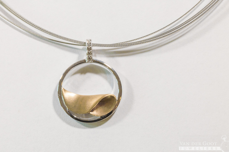 Yo Design Collier, T1070 Wave Gold  €79,-