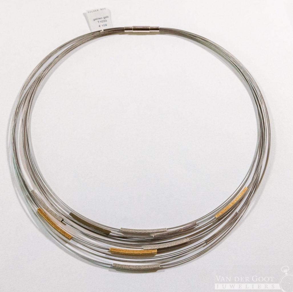 Yo Design Collier, T1033 Galileo Gold  €159,-